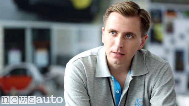 Daniel Lescow, Vice President of global Sales, Marketing & After-Sales bei smart Automobile Co., Ltd