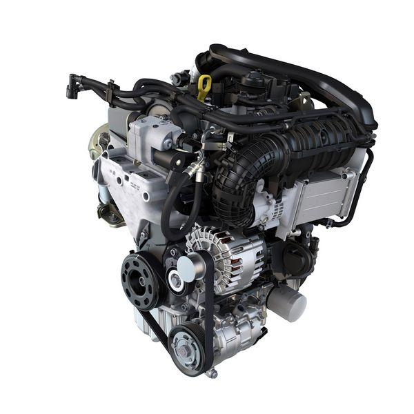Motore Volkswagen TGI metano