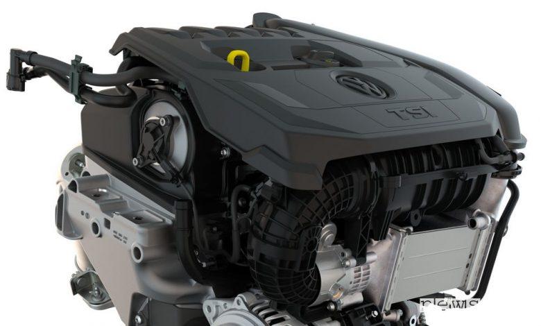 Motore benzina Volkswagen TSI Evo, caratteristiche tecniche