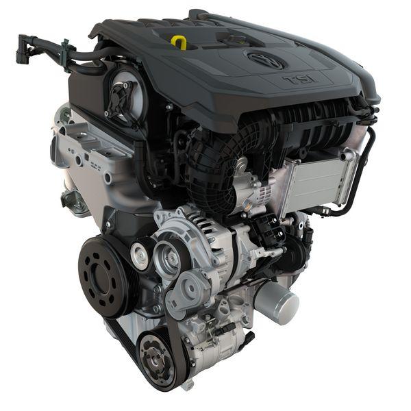 Il motore benzina Volkswagen TSI adotta il processo di combustione basato sul ciclo Miller