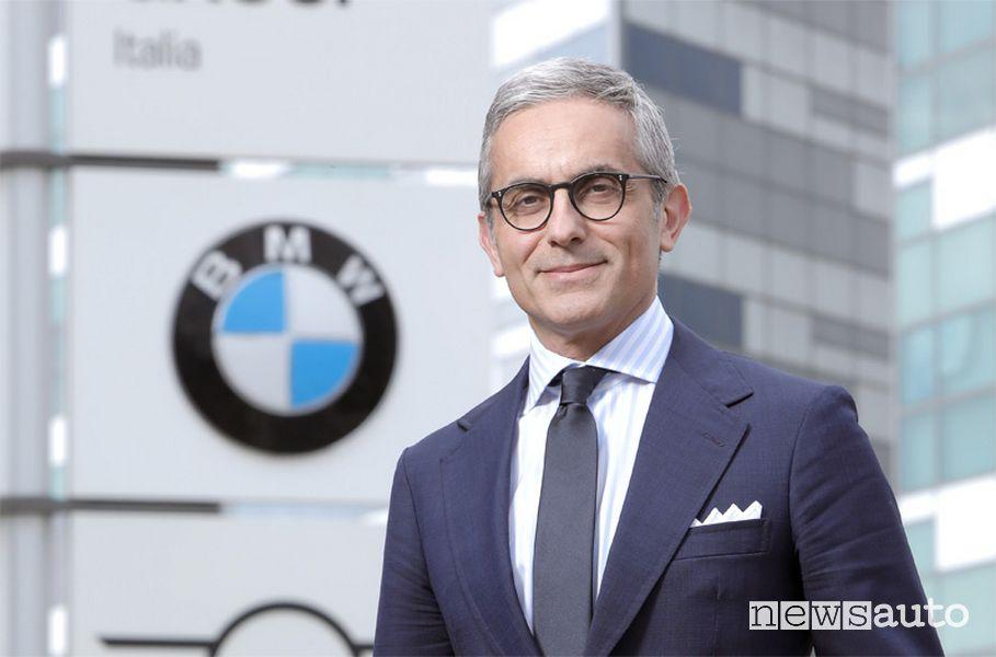 Massimiliano Di Silvestre, Presidente e A.D. di BMW Italia S.p.A.
