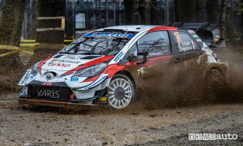 WRC Rally Monza 2020, Ogier Campione con la Toyota [classifica]