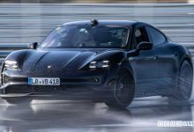 Photo of Porsche Taycan in derapata per 42 km, record con l'auto elettrica!