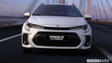 Photo of Suzuki Swace Hybrid Web Edition, caratteristiche e prezzi serie limitata