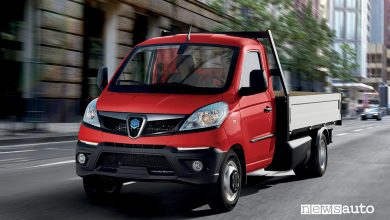 Photo of Piaggio Porter NP6, un vero city truck