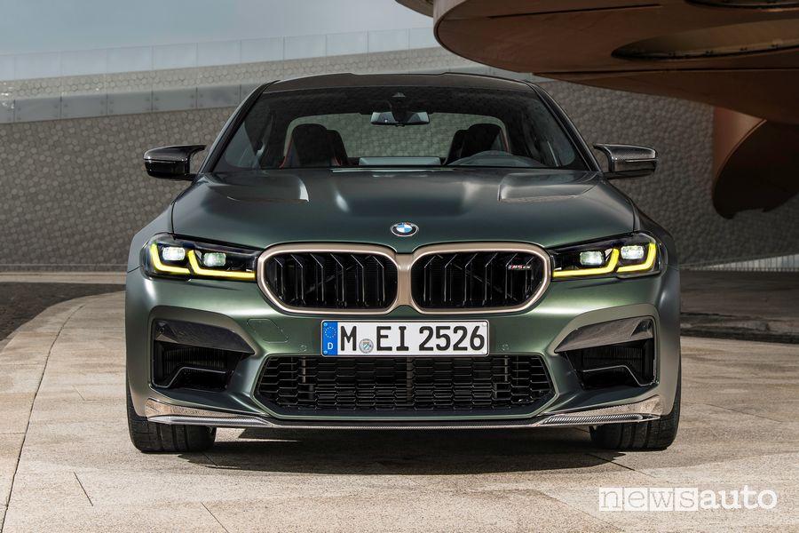 Frontale BMW M5 CS
