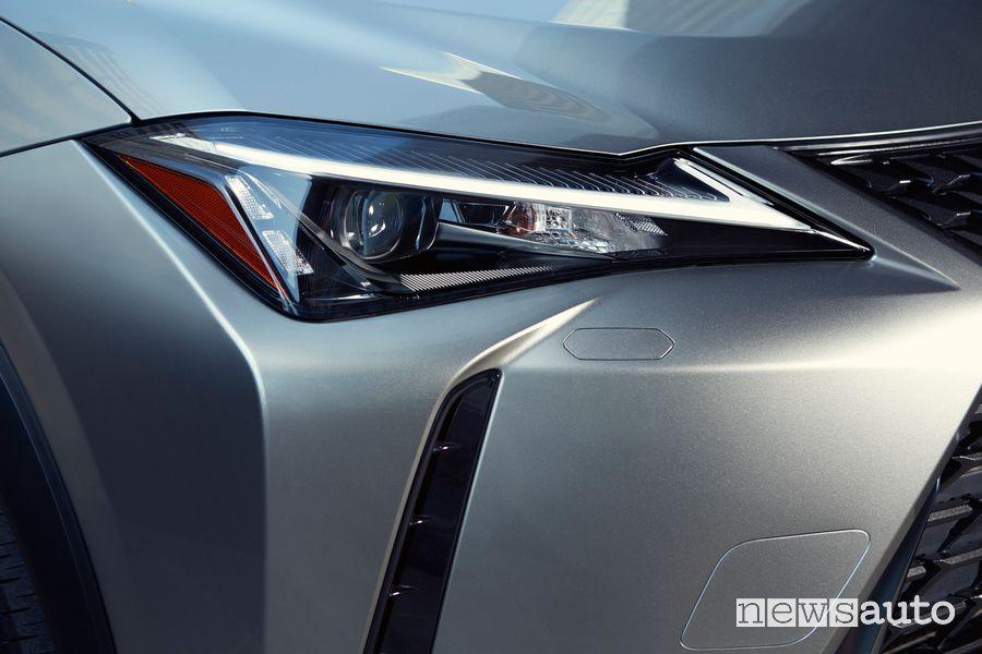 Faro anteriore Lexus UX Hybrid F-Sport
