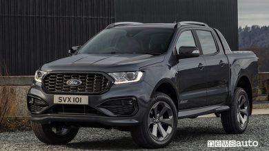 Nuovo Ford Ranger allestimento MS-RT