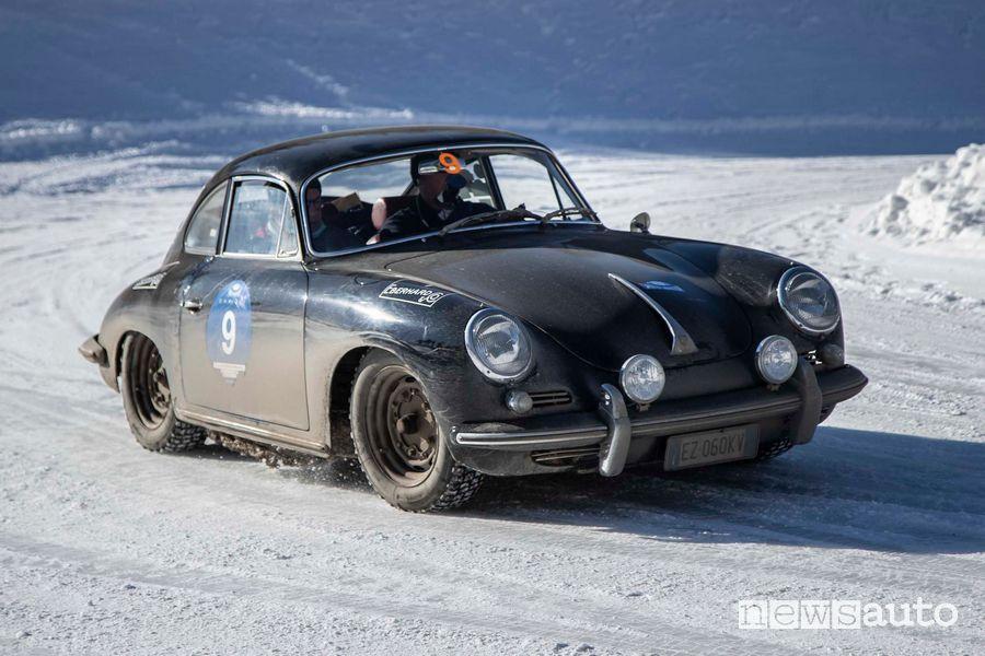 Trofeo Eberhard del Lago Ghiacciato a Madonna di Campiglio Winter Marathon 2021