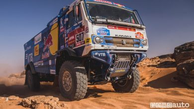 Photo of Dakar 2021 classifica finale camion, vittoria Kamaz