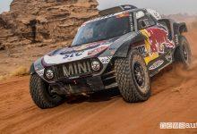 Dakar 2021 classifica finale auto, vittoria Mini con Peterhansel