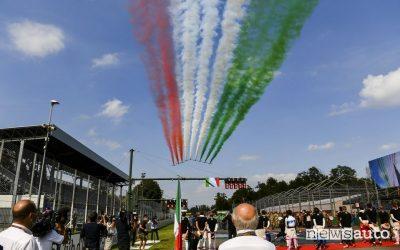 Orari Gp Italia F1 2021 a Monza, diretta SKY e TV8