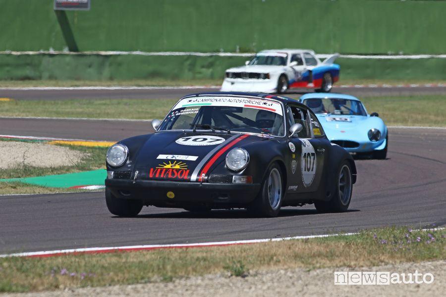 Il Gruppo Peroni Race promuove il Campionato Italiano Velocità Autostoriche