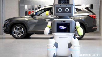 Photo of Accoglienza in concessionaria, ci pensa il robot Hyundai