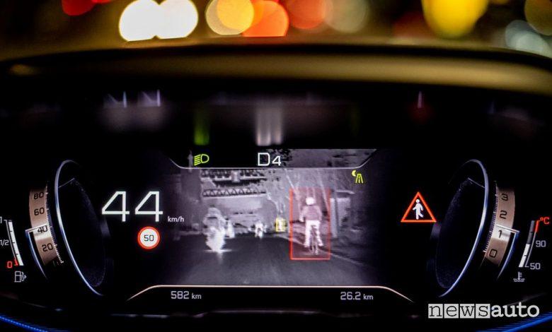 Night Vision Peugeot, che cos'è e come funziona