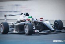 Photo of Giovani piloti italiani, Enzo Trulli campione F4 UAE a Dubai