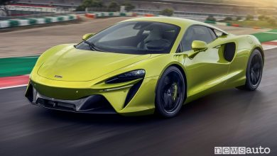 Photo of Supercar McLaren Artura ibrida plug-in, caratteristiche e prezzo