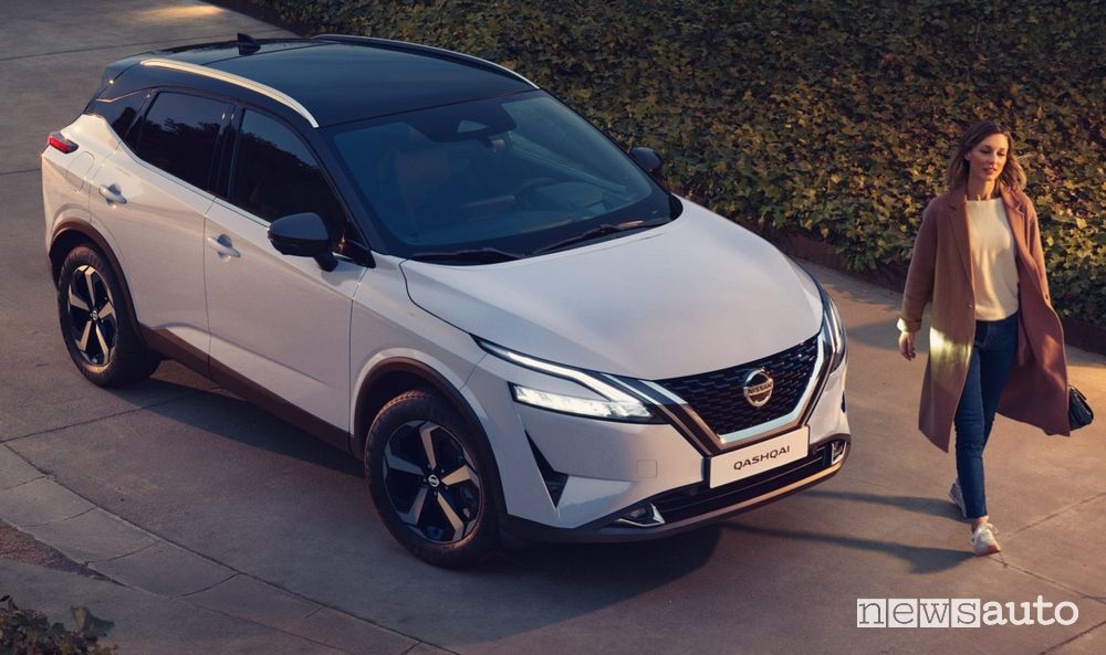 Nuovo Nissan Qashqai Première Edition