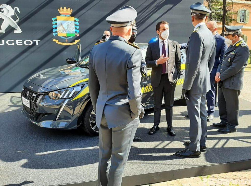 Salvatore Internullo Managing Director Peugeot Italy -- Vice President Stellantis