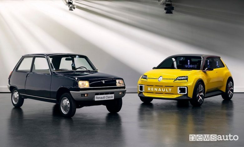 Photo of Renault 5, come nasce il design dell'erede moderna elettrica