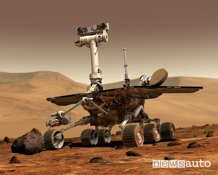 Rover Perseverance, il robot della Nasa per scoprire forme di vita su Marte