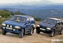 Photo of Opel Frontera, 30 anni per il fuoristrada storico