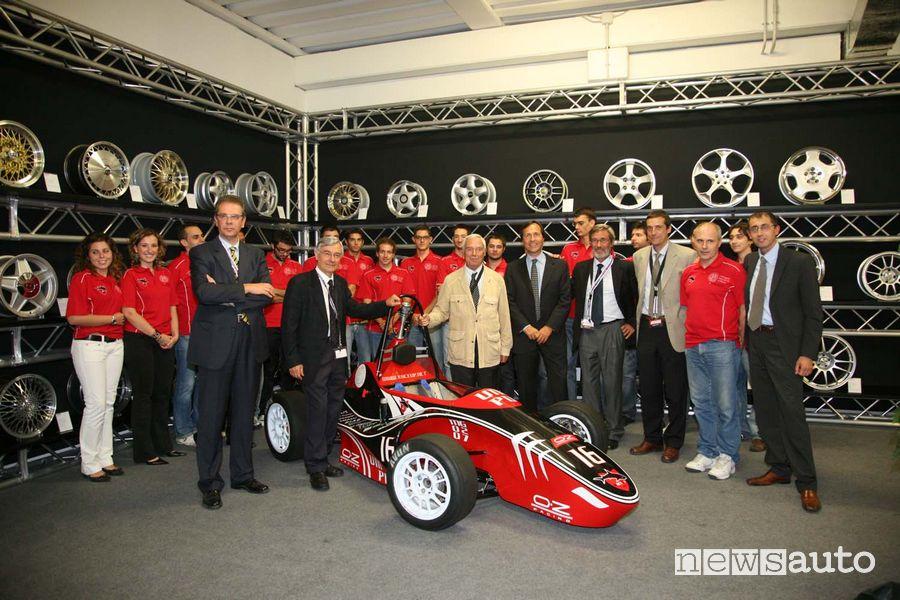 50 anni OZ Racing: Formula Student SAE nel 2007