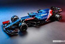 Photo of Alpine F1 2021, le caratteristiche della monoposto A521