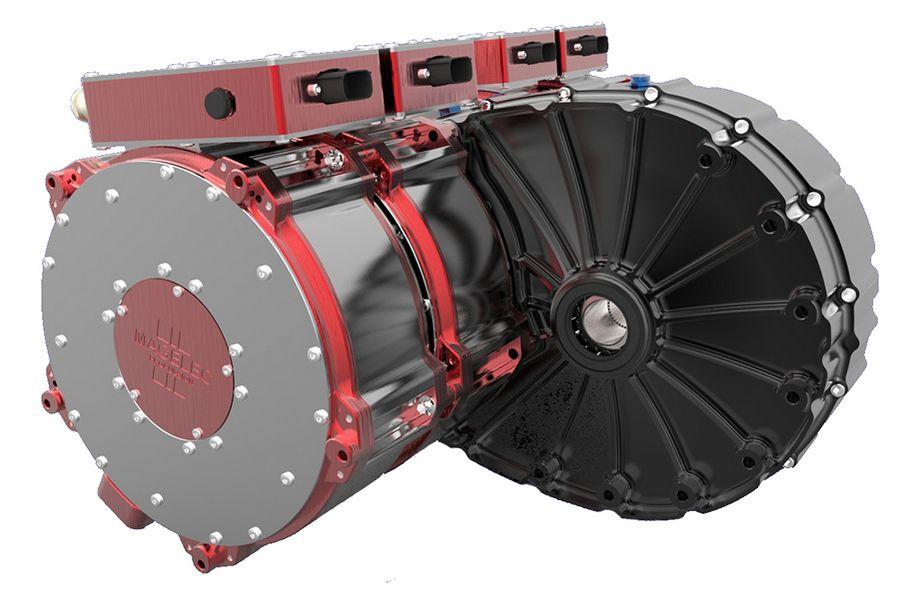 Motore singolo Magelec Propulsion elettrico