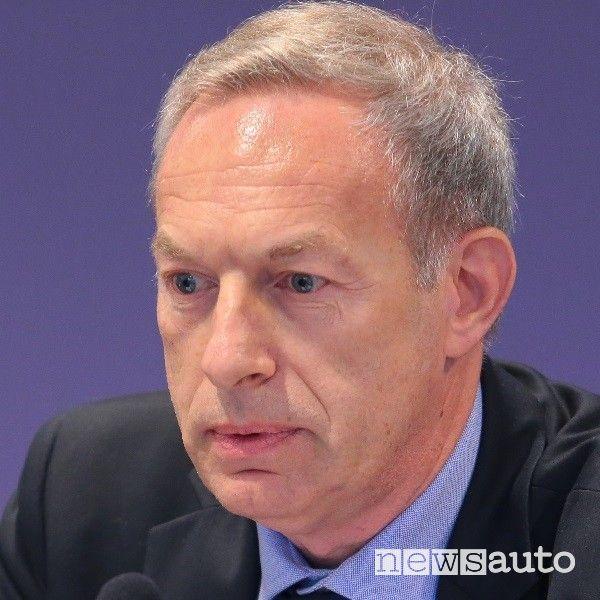 Flavio Merigo Presidente di Assogasmetano