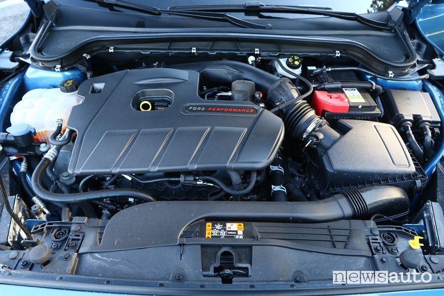 Vano motore Ford Focus ST 2.3 Ecoboost 280 CV