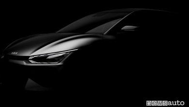 Photo of Kia EV6, novità auto elettrica in anteprima