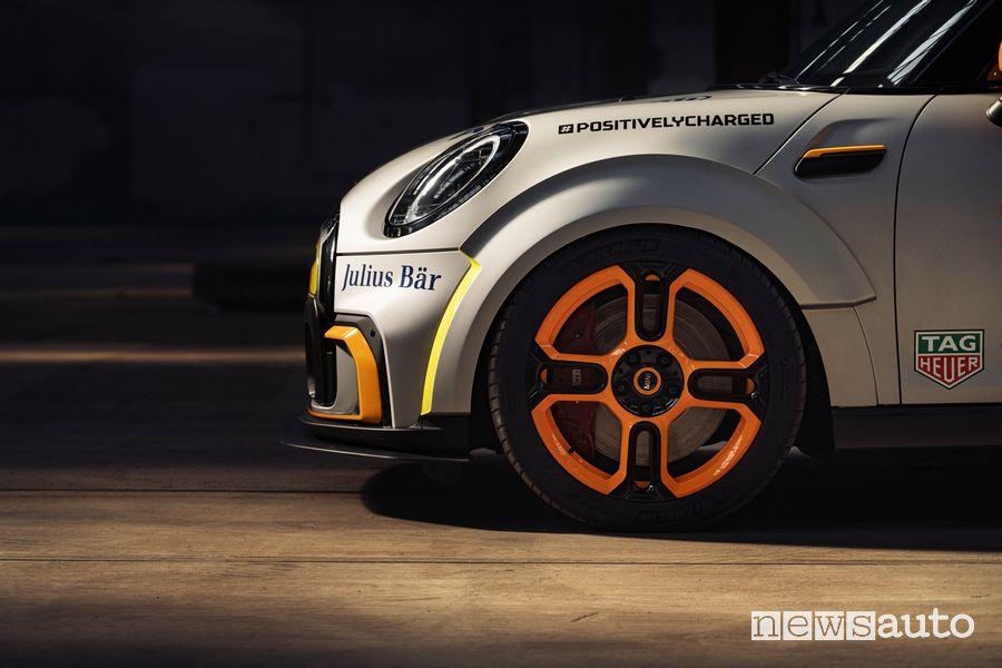 """Cerchi in lega da 18"""" MINI Electric Pacesetter safety car Formula E"""