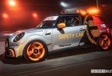 Photo of Mini elettrica Pacesetter, nuova safety car per la Formula E
