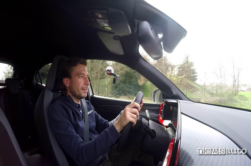 Prova su strada Opel Mokka GS Line con Marco Paternostro
