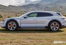 Photo of Porsche Taycan Cross Turismo, caratteristiche, batteria autonomia e prezzo
