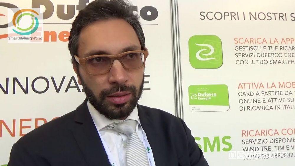Sergio Torre, Direttore Mobilità Sostenibile di Duferco Energia