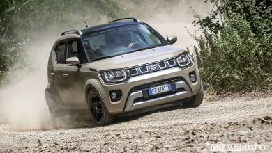 Photo of Suzuki Ignis Hybrid AllGrip DualJet, prova integrale 4×4 in fuoristrada