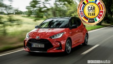 Photo of Auto dell'Anno 2021, vince la Toyota Yaris
