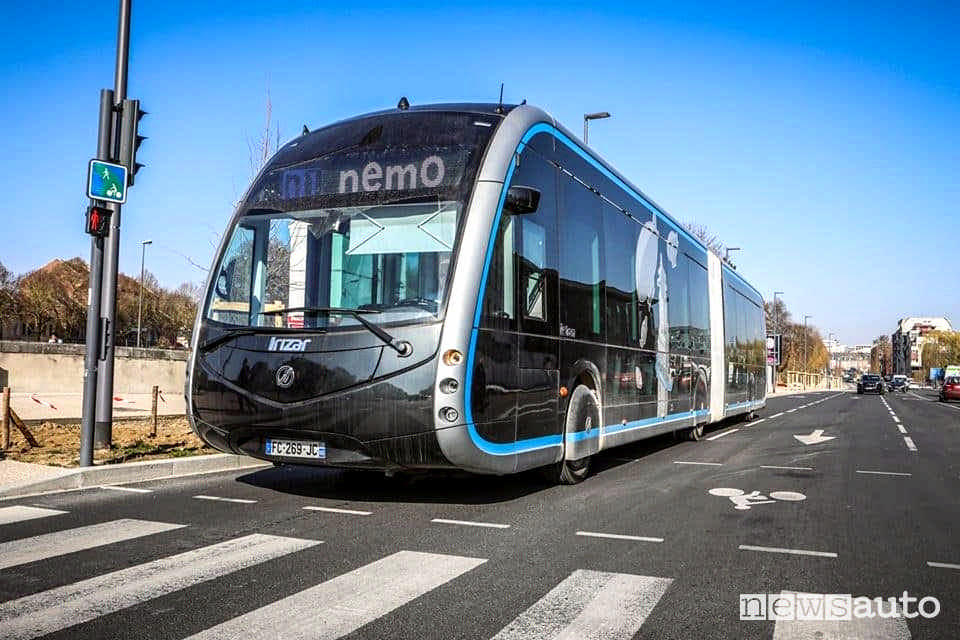 Bus elettrico ecosostenibile, l'ideale per una Smart City!