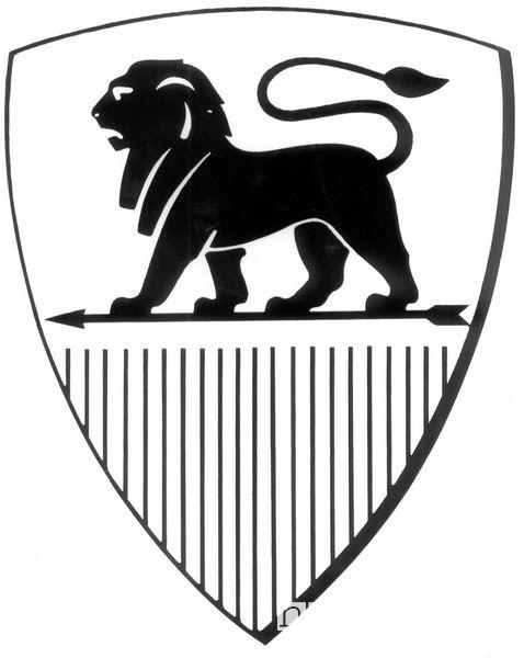 Logo leone Peugeot 1936