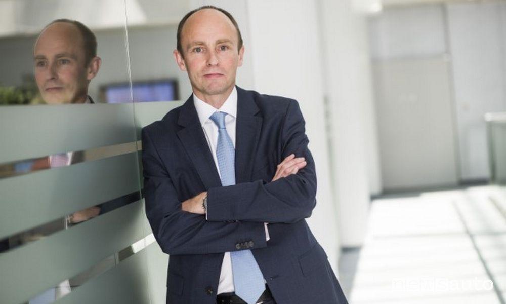 Matt Harrison Presidente e CEO Toyota in Europa