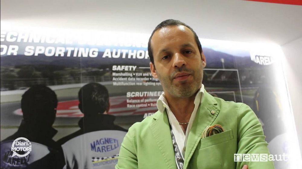 Riccardo De Filippi, Senior Vice President e CEO di Marelli Motorsport