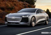 Photo of Audi A6 e-tron concept, caratteristiche dell'elettrica da 700 km di autonomia