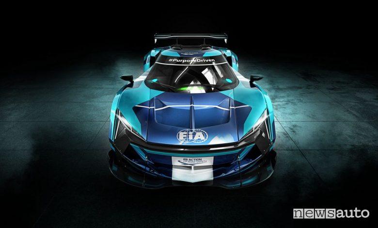 Auto da corsa elettriche, nasce la nuova categoria GT Electric