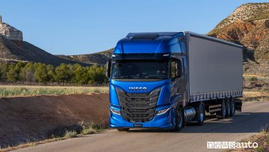 Photo of Camion a guida autonoma a gas liquefatto, GNL e ADAS su IVECO