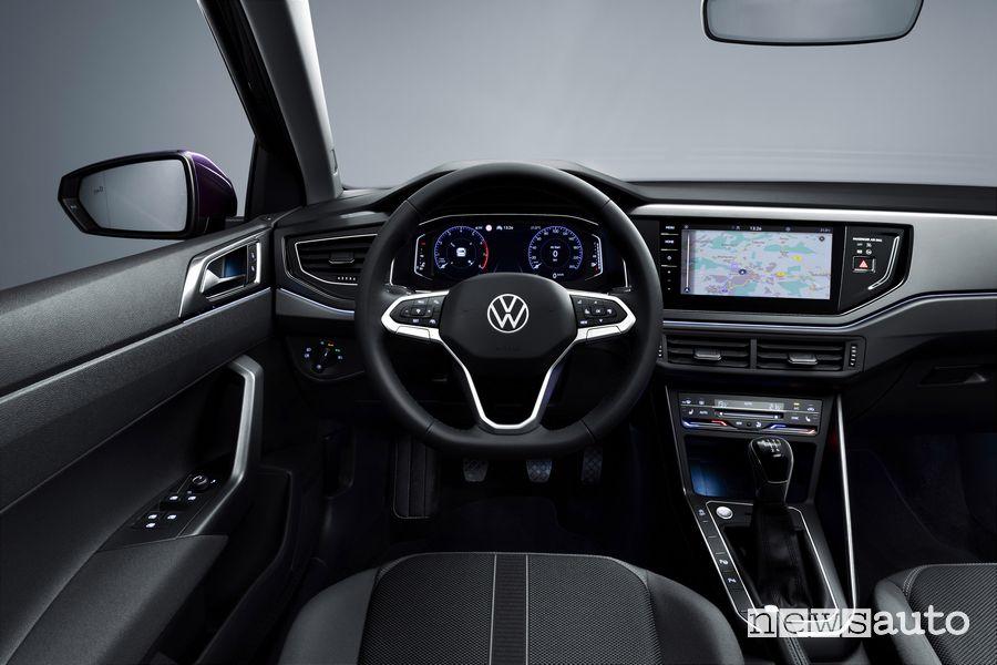 Plancia strumenti abitacolo nuova Volkswagen Polo Style