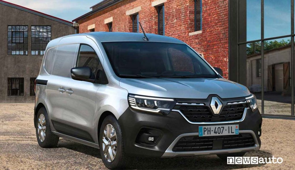 Renault Kangoo Van 2021 nelle versioni benzina e diesel è stato già commercializzato, ma la versione elettrica arriverà a fine anno