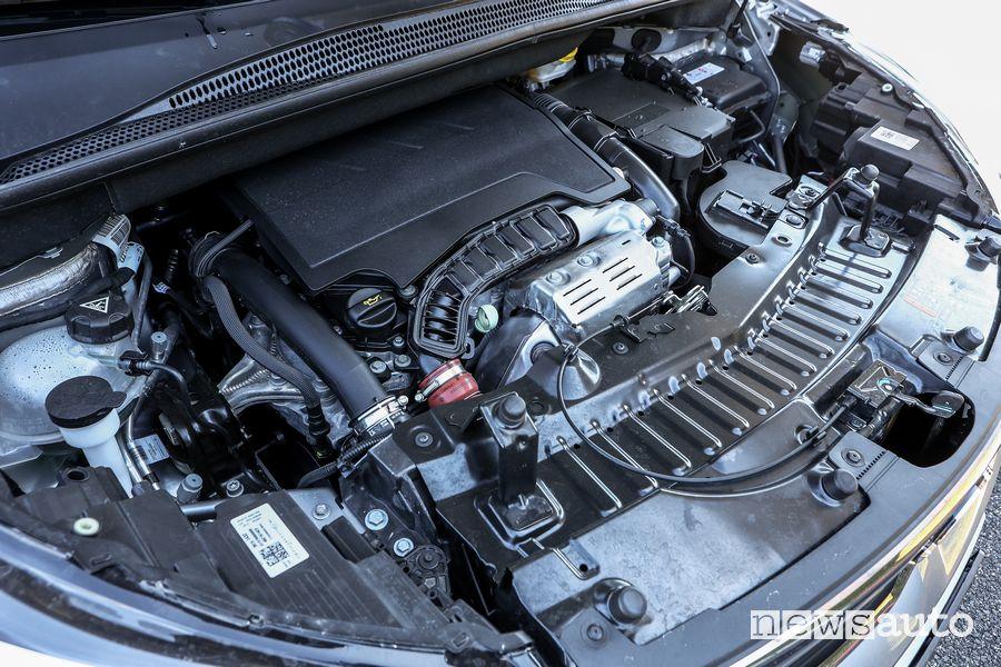 Vano motore Opel Crossland
