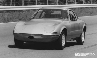 Record velocità Opel Elektro GT sul circuito di Hockenheimring